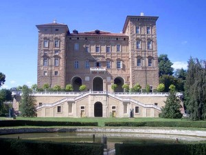 Château d'Aglié, les ducs découvrent le charme du Canavese (XVII° s.).