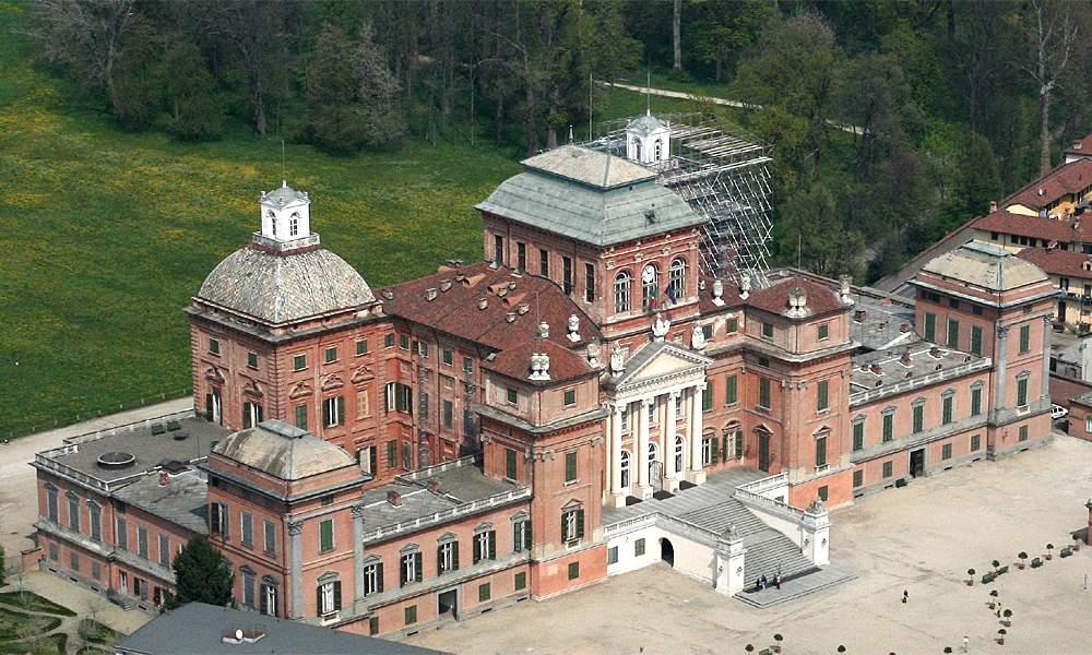 château de Racconigi