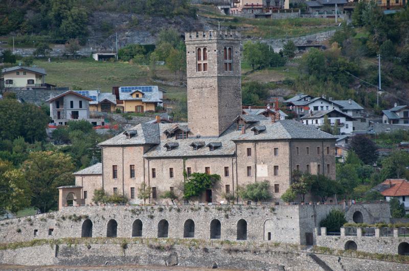 château de Sarre (vallée d'Aoste)