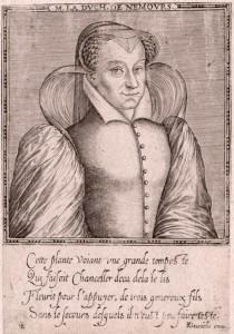 ANNE DE LORRAINE (1600-1638)