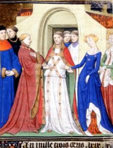 mariage Philippe de Hardi