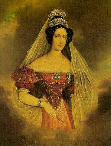 149 Marie Anne Caroline d'autriche Marie_Anne_Caroline d'autriche _Savoia_1803_1884