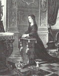 151. MARIE CHRISTINE  Naples