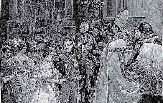151, mariage de mzrie chroistinr