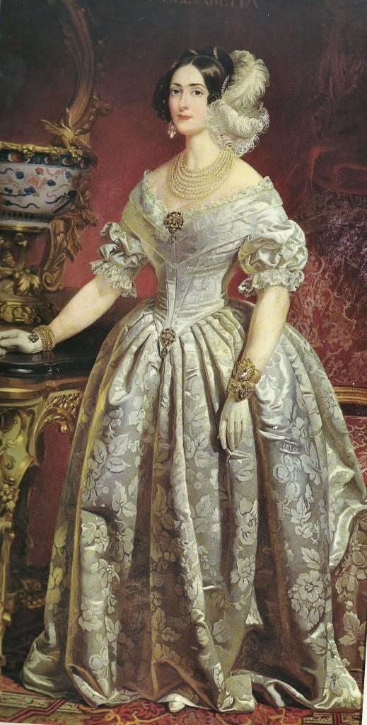 MARIE-FRANCE-ELISABETH DE SAVOIE