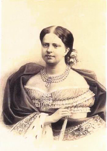 Clotilde de Savoie, Princesse Bonaparte, elle aussi victime de la politique. Sauvée néanmoins par sa vertu.