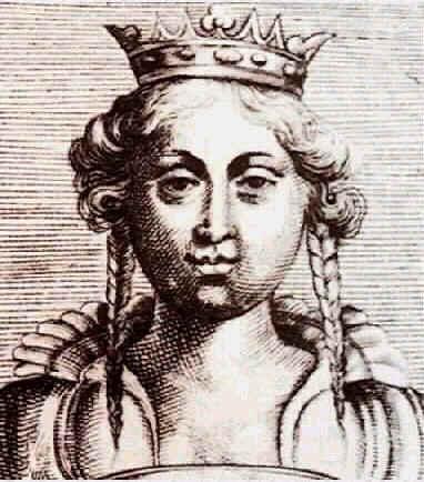 MAHAUT OU MAFALDA Reine de Portugal