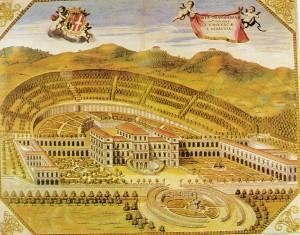 A la gloire de la souveraine de Savoie, la Vigne de la Reine fait découvrir à la Cour les charmes de la campagne turinoise.