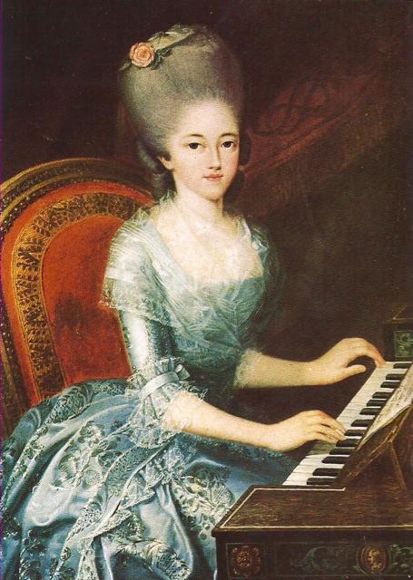 Eleonore Marie Terese de Savoie 1728 - 1781